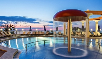 Ultra All inclusive лято в хотел и Спа Астера **** Златни Пясъци! БЕЗПЛАТНО закрит и открит басейн + детска анимация + чадър и шезлонг на плажа и басейна!!!