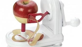 Уред за белене на ябълки Tescoma от серия Handy