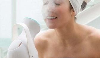 Уред за почистване на лице