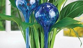 Уред за поливане на цветя