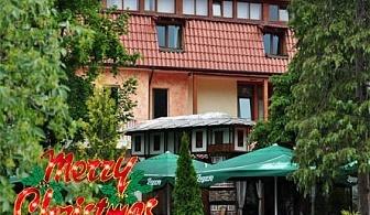 Вълшебна Коледа в Хотел Рим - Велинград! 3 нощувки със закуски, вечеря + Традиционна вечеря с постни ястия и Коледна вечеря само за 120лв. на човек!