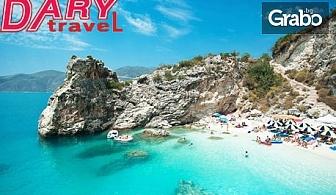 Вълшебна почивка на остров Тасос - зеленият рай на Гърция! 2 нощувки със закуски, плюс транспорт