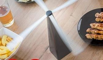 Въртележка за маса против мухи