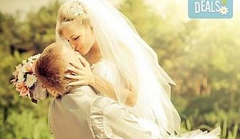 За Вашата сватба! Водене на изнесен ритуал по индивидуален сценарий на избрана локация от младоженците в рамките на София, от MUSIC for You!