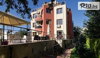 За вашето бизнес пътуване или командировка! Нощувка, от Fantazy Apartments 3*, к.к. Св.Св. Константин и Елена