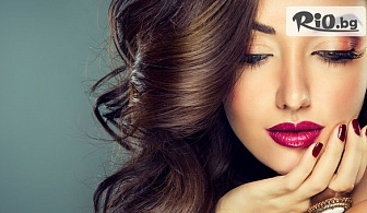 Възстановяваща терапия за силно изтощени коси, от Студио за красота Te ArT Studio
