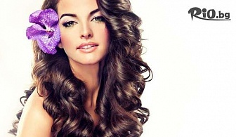 Възстановяваща витаминна терапия за коса + подстригване, инфраред преса, преса или плитка по желание, от Relax Beauty and SPA
