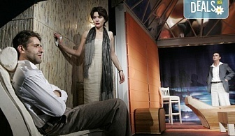 """Вечер на смеха с """"Канкун"""" от Ж. Галсеран на 13-ти юни (четвъртък) в Малък градски театър """"Зад канала""""!"""