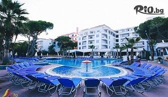 Великден в Албания! 3 нощувки със закуски и вечери в хотел FAFA PREMIUM 4*, Дуръс + автобусен транспорт, екскурзовод и посещение на Скопие и Охрид, от ABV Travels
