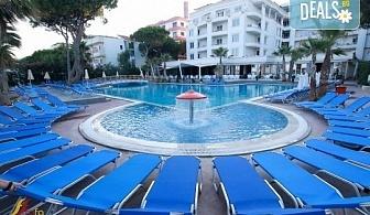 Великден в Албания! 3 нощувки със закуски и вечери в хотел Fafa Premium 4*, транспорт и програма в Дуръс, Скопие и Охрид!