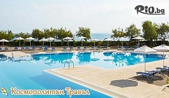 Великден в Александруполис, Гърция! 3 нощувки със закуски и вечери в Grecotel Egnatia Grand Hotel 4*, от Космополитън Травъл