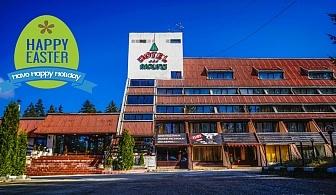Великден в Боровец! Две или три нощувки със закуски и празничен обяд + сауна в Хотел Мура 3*!