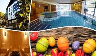 Великден в Боровец! Нощувка със закуска и празнична вечеря + напитки, басейн и релакс зона от хотел Феста Чамкория****