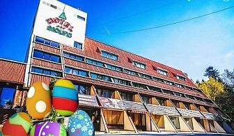 Великден в Боровец! 2 или 3 нощувки със закуски и празничен обяд + сауна в хотел Мура***