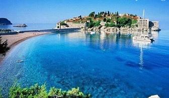 Великден  в Будва, Черна Гора! Транспорт, 3 нощувки със закуски + посещение на Цетине от туристическа агенция Солео 8