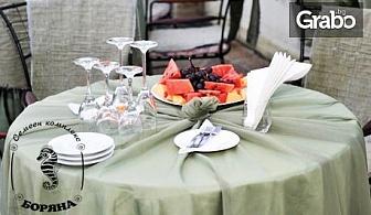 За Великден в Бургас! 3 нощувки със закуски и празничен обяд - на 300м от морето