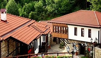 Великден в етно комплекс Македонско село**** до Скопие! Транспорт + 2 нощувки, закуски и вечери, едната Празнична с жива музика от Караджъ Турс