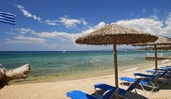 Великден в Гърция - 5* Хотел Athena Pallas Village на Халкидики! 3 дневни пакети и ползване на вътрешен басейн!