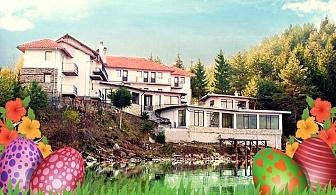 Великден в хотел Емили, Сърница! 2 или 3 нощувки на човек със закуски, вечеря и празничен великденски обяд + джакузи