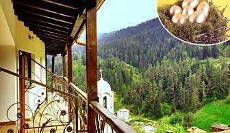 Великден край Батак! 2, 3 или 4 нощувки със закуски и вечери + празничен обяд във Вълчановата къща