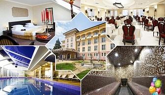 Великден в Кюстендил! 3 или 4 нощувки за ДВАМА със закуски и вечери + празничен обяд + басейн и СПА в хотел Стримон Гардън****