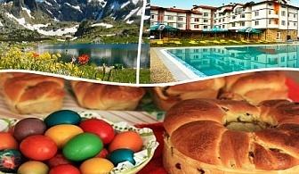 Великден и Майски празници до Банско!  3 нощувка на човек със закуски и вечери + басейн и СПА пакет в хотел Вита Спрингс, с. Баня