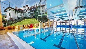 Великден и майски празници в Банско! 2, 3 или 4 нощувки на човек със закуски и вечери, празничен обяд* + топъл басейн и СПА зона в хотел 7 Пулс & СПА Апартмънтс