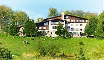 Великден или майски празници до Габрово! 3 или 4 нощувки на човек със закуски и вечери, едната празнична + разходка с кон от хотел Еделвайс, м. Узана