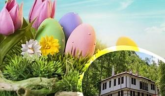 Великден в Мелник! 3 нощувки със закуски + празнична вечеря от хотел Речен Рай
