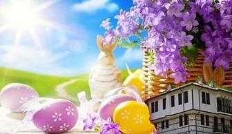 Великден в Мелник! 2 или 3 нощувки, закуски, вечери + Великденски обяд за ДВАМА в хотел Речен Рай. Дете до 12г. – БЕЗПЛАТНО!