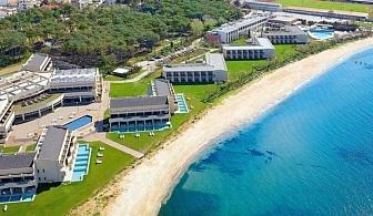 Великден на морския бряг в Александруполи - ТРИ нощувки, закуски, вечери, Великденска вечеря и обяд с музика на живо, вътрешен басейн, джакузи, Wi Fi, паркинг