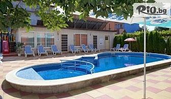 Великден в Несебър! Нощувка + басейн, чадър и шезлонг, от Хотел Пешев 3*