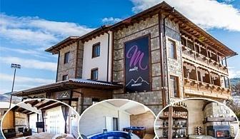Великден в НОВООТКРИТИЯ Mentor Resort, с. Гайтаниново. 2 или 3 нощувки със закуски + празничен обяд и СПА