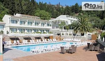 Великден на остров Корфу! 3 нощувки със закуски и вечери в Хотел Benitses Bay View + транспорт, от Ана Травел