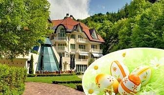 Великден в Рибарица! 3 или 4 нощувки със закуски и вечери за ДВАМА на ТОП ЦЕНИ в хотел Evergreen Palace***