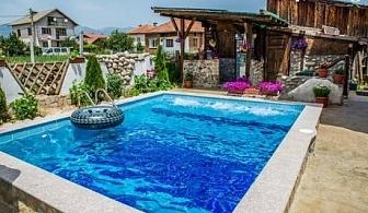 Великден в село Баня до Банско. 2 нощувки, 2 закуски и 2 вечери - едната празнична само за 85 лв. в хотел Крайпътен рай