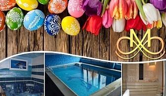 Великден във Велинград! 2 или 3 нощувки, закуски, Великденски обяд + МИНЕРАЛЕН басейн и СПА в хотел Маги