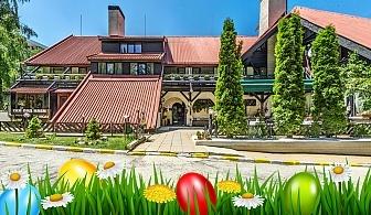 Великденски празници в Боровец! Две или три нощувки със закуски и прзничен обяд + парна баня и сауна в Хотел Бреза 3*!