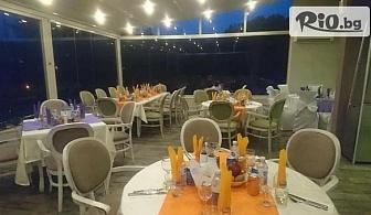 Великденски празници в Сандански! 2 или 3 нощувки със закуски и Великденски обяд + сауна, от Хотел Панорама 3*
