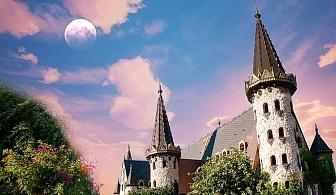 Вход за четирима възрастни за замъка Влюбени във вятъра, Равадиново + разглеждане на Арт галерия