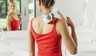 Вибриращ масажор Medisana HM 886