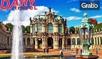 Виж Прага, Виена и Будапеща през пролетта! 3 нощувки със закуски, плюс транспорт и възможност за посещение на Дрезден