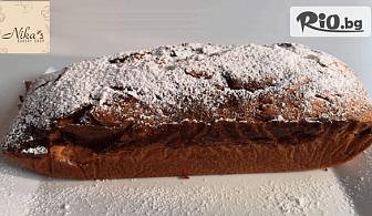 Вкусен домашен кекс 0.800 кг, от Бутикова Пекарна Nika's bakery shop