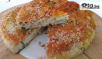Вкусни домашни печива - Милинка по Сливенски или Софийски, Домашен или Болярски тутманик, от Пекарна Taste It