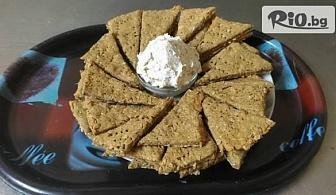 Вкусни изкушения! Диетични печива по избор, от Пекарна Taste It
