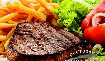 Вкусно BBQ меню по избор (салата, основно и напитки) в Ресторант Мурафети, кв. Лозенец