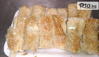 Вкусно парти меню - понички, банички, мъфини или парти пицети, от Пекарна Taste It