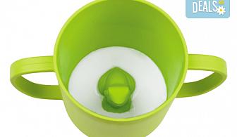 Вземете свежа чашка с жабка Cuppies за своя малчуган!