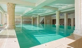 Януари и февруари в Хотел ТЕРМА ПАЛАС *****, КРАНЕВО! All Inclusive почивка на специални цени + ползване на топъл вътрешен басейн и спа център + първо дете до 10г. безплатно!