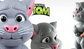 Забавен и говорещ - Talking Tom (голям) от Grabko.bg